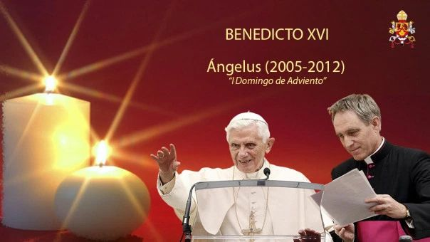 Benedicto 1 domingo adviento